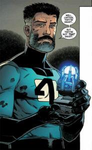 New Avengers. Piirrokset Kev Walker, värit Frank Marteli ja David Curiel.
