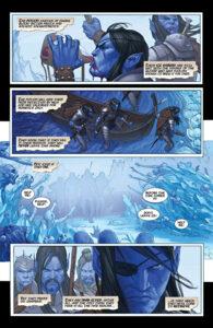 Thor: God of Thunder #13 (2013) Teksti: Jason Aaron. Kuvitus: Ron Garney, Ive Svorcina
