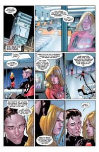 Fantastic Four, vol 5, #1 (2014) Teksti: James Robinson Kuvitus: Leonard Kirk, Karl Kesel ja Jesus Aburtov