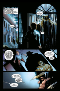 Fantastic Four, vol 5, #6 (2014) Teksti: James Robinson Kuvitus: Leonard Kirk, Karl Kesel, Jesus Aburtov ja Veronica Gandini