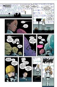 Teksti: Jonathan Hickman. Kuvitus: Nick Dragotta ja Cris Peter.